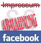 Gilt die Impressumspflicht auch für Facebook Fanpages?